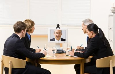 Video conferencing in San Jose